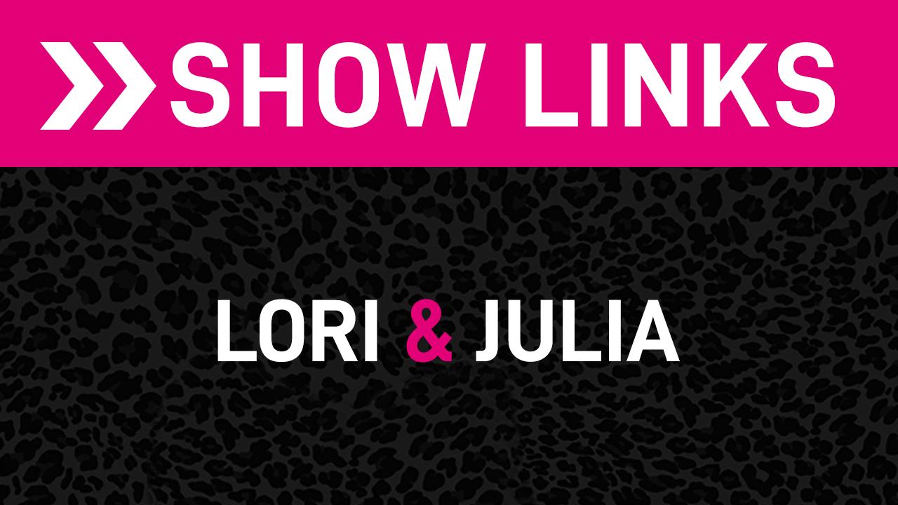Lori and Julia show links image